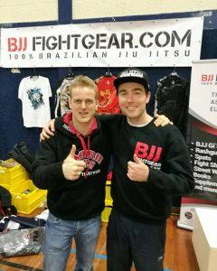 Bij de NNK BJJ, en langs bij vriend Micha Busch van BJJ Fightgear