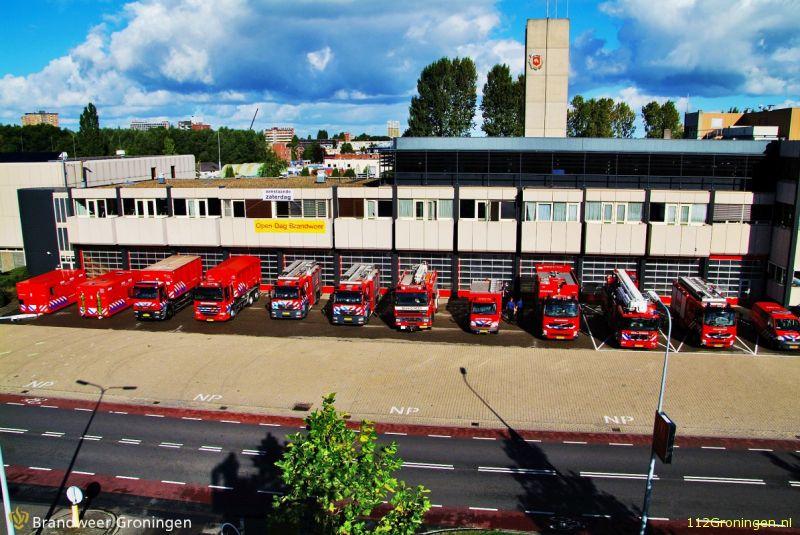 18 mei Workshop Tai Chi Chuan Brandweer Groningen