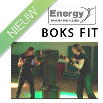 Boksfit bij Sportcentrum Energy