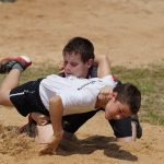 """De stoei methode, is een lesmethode die je goed kunt gebruiken binnen de Martial Arts  en Zelfverdedigings gerichte lessen. Het model bestaat uit een horizontale leerlijn en een verticale leerlijn van het woord """"STOEI"""""""""""
