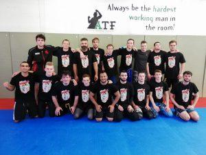 BJJNinja``s trainigsweekend bij ATF trainingfacility in Groningen 2019