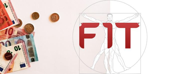 Overzicht F1T.tarieven voor 2019 & 2020