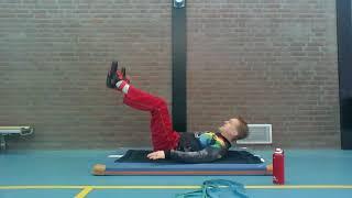 F1Tmat Week 14 – Oefeningen voor Benen & Heupen