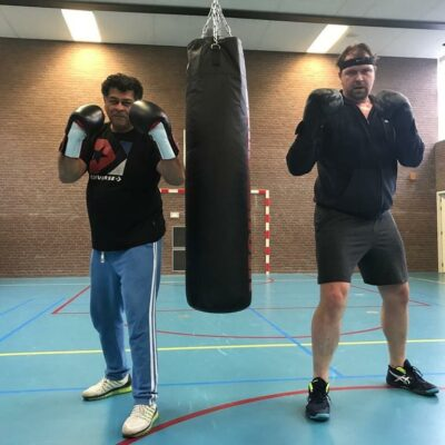 BoksF1T personal training november 2020