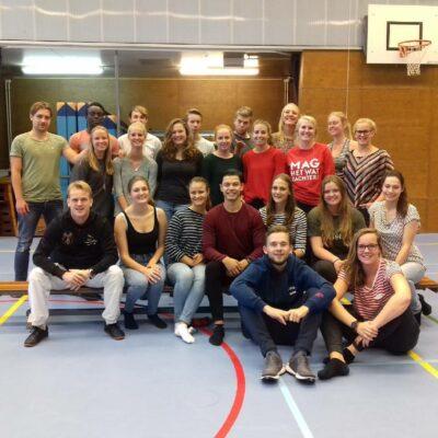 Workshop Fysiotherapie Hanzehogeschool